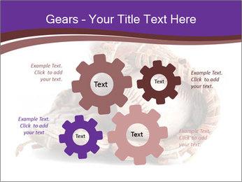 Baseball glove PowerPoint Template - Slide 47