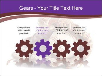 Baseball glove PowerPoint Template - Slide 48