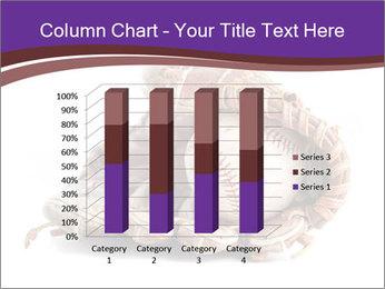 Baseball glove PowerPoint Template - Slide 50