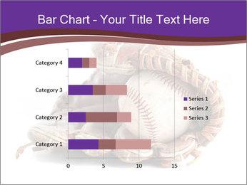Baseball glove PowerPoint Template - Slide 52