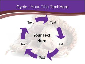 Baseball glove PowerPoint Template - Slide 62