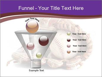 Baseball glove PowerPoint Template - Slide 63