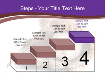 Baseball glove PowerPoint Template - Slide 64