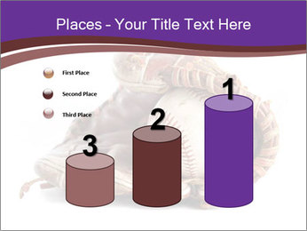 Baseball glove PowerPoint Template - Slide 65