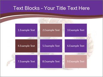 Baseball glove PowerPoint Template - Slide 68