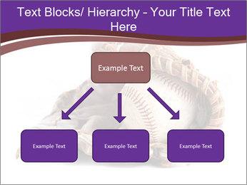 Baseball glove PowerPoint Template - Slide 69