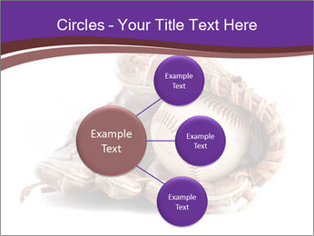 Baseball glove PowerPoint Template - Slide 79