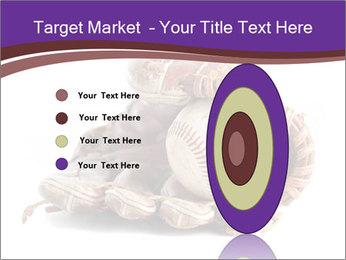 Baseball glove PowerPoint Template - Slide 84