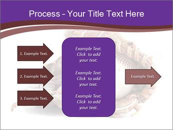 Baseball glove PowerPoint Template - Slide 85