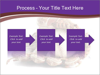 Baseball glove PowerPoint Template - Slide 88