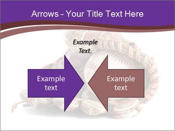 Baseball glove PowerPoint Template - Slide 90
