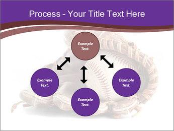 Baseball glove PowerPoint Template - Slide 91