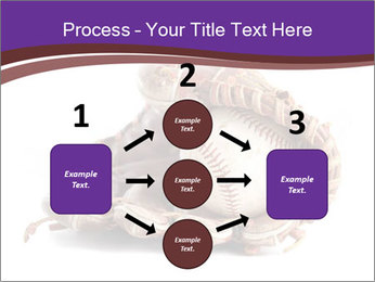 Baseball glove PowerPoint Template - Slide 92