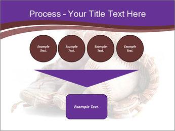 Baseball glove PowerPoint Template - Slide 93
