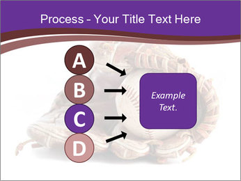 Baseball glove PowerPoint Template - Slide 94