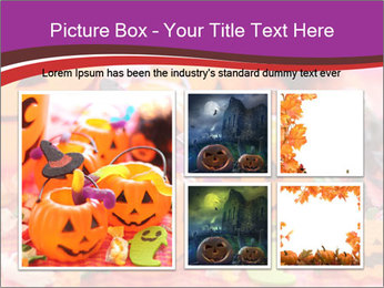 Halloween PowerPoint Template - Slide 19