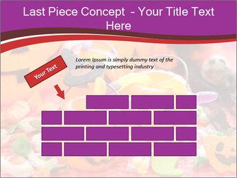 Halloween PowerPoint Template - Slide 46