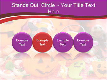 Halloween PowerPoint Template - Slide 76