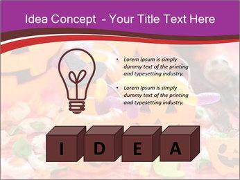 Halloween PowerPoint Template - Slide 80