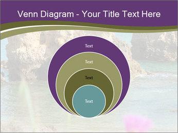 Sandstone cliffs PowerPoint Template - Slide 34