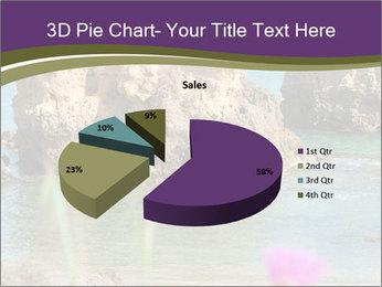 Sandstone cliffs PowerPoint Template - Slide 35