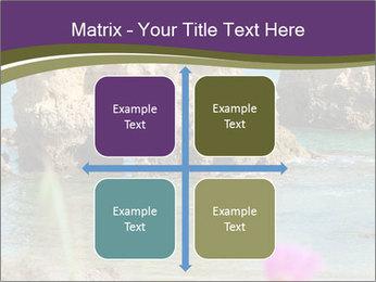 Sandstone cliffs PowerPoint Template - Slide 37