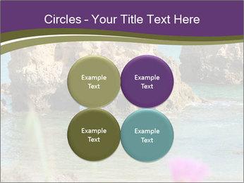 Sandstone cliffs PowerPoint Template - Slide 38