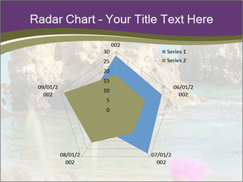 Sandstone cliffs PowerPoint Template - Slide 51