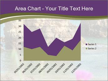 Sandstone cliffs PowerPoint Template - Slide 53