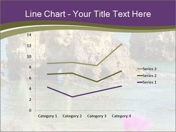 Sandstone cliffs PowerPoint Template - Slide 54