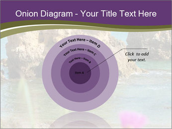 Sandstone cliffs PowerPoint Template - Slide 61