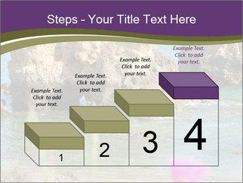 Sandstone cliffs PowerPoint Template - Slide 64