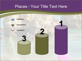 Sandstone cliffs PowerPoint Template - Slide 65