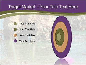 Sandstone cliffs PowerPoint Template - Slide 84