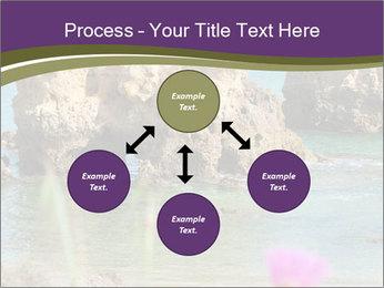 Sandstone cliffs PowerPoint Template - Slide 91