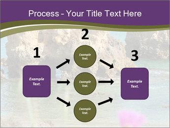 Sandstone cliffs PowerPoint Template - Slide 92
