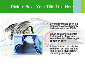 Color magazines PowerPoint Template - Slide 20