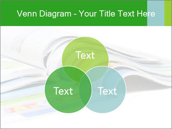 Color magazines PowerPoint Template - Slide 33