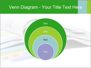 Color magazines PowerPoint Template - Slide 34