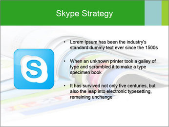 Color magazines PowerPoint Template - Slide 8