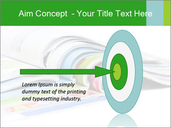 Color magazines PowerPoint Template - Slide 83