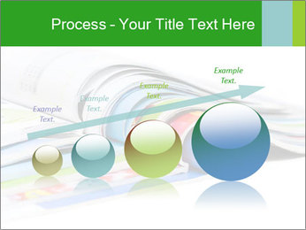 Color magazines PowerPoint Template - Slide 87
