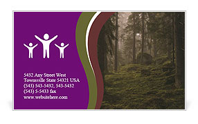 0000092765 Business Card Template