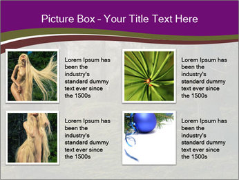 Trees in forest PowerPoint Template - Slide 14
