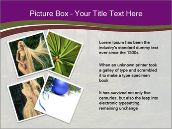 Trees in forest PowerPoint Template - Slide 23