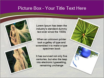 Trees in forest PowerPoint Template - Slide 24