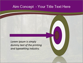 Trees in forest PowerPoint Template - Slide 83