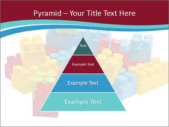Lego plastic blocks PowerPoint Template - Slide 30