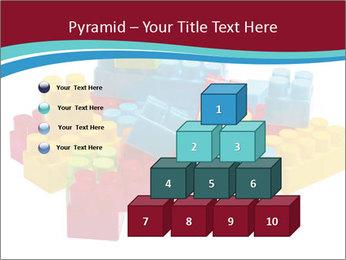Lego plastic blocks PowerPoint Template - Slide 31
