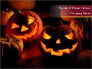 Pumpkin PowerPoint Template